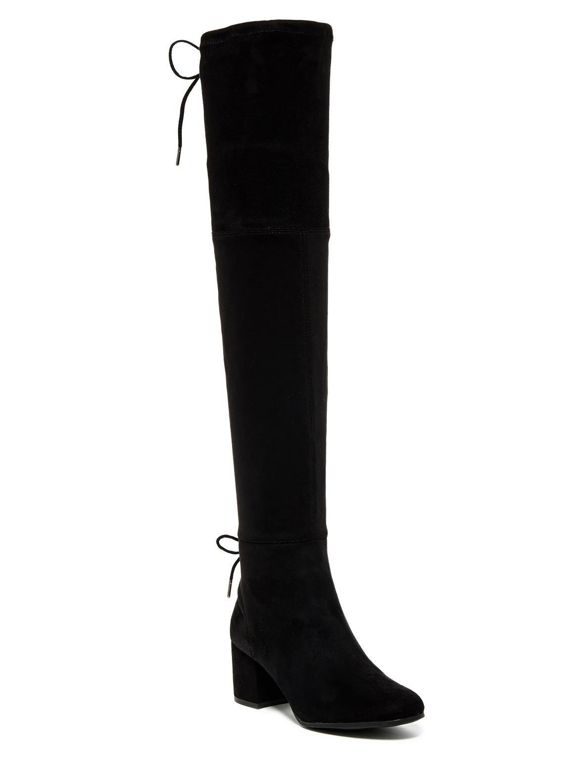 tanger outlets saks off fifth black over the knee boots
