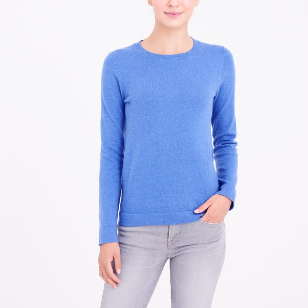 tanger outlets j crew basic cotton wool sweater