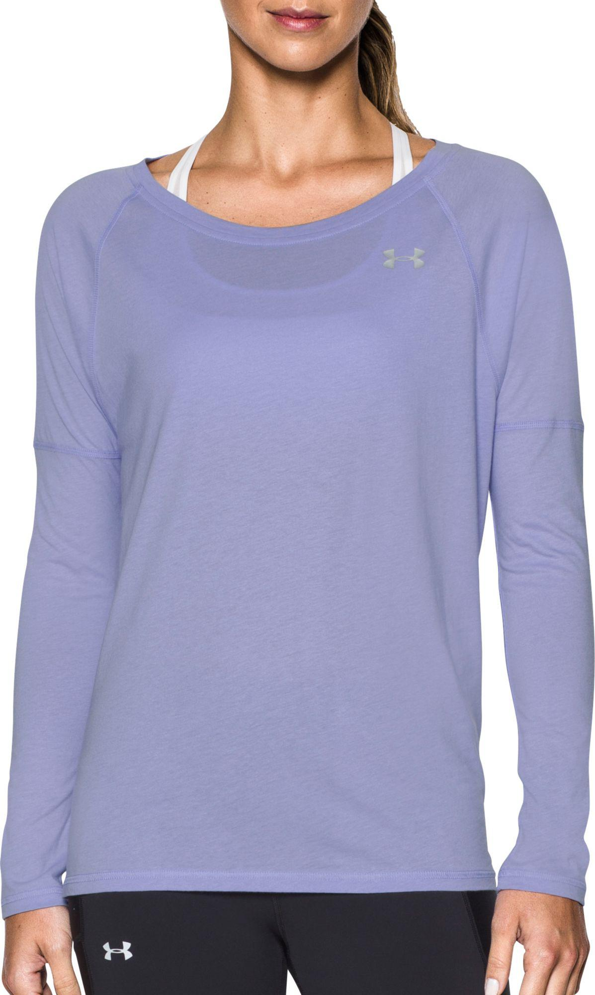 tanger outlets under armour active wear long sleeve tee