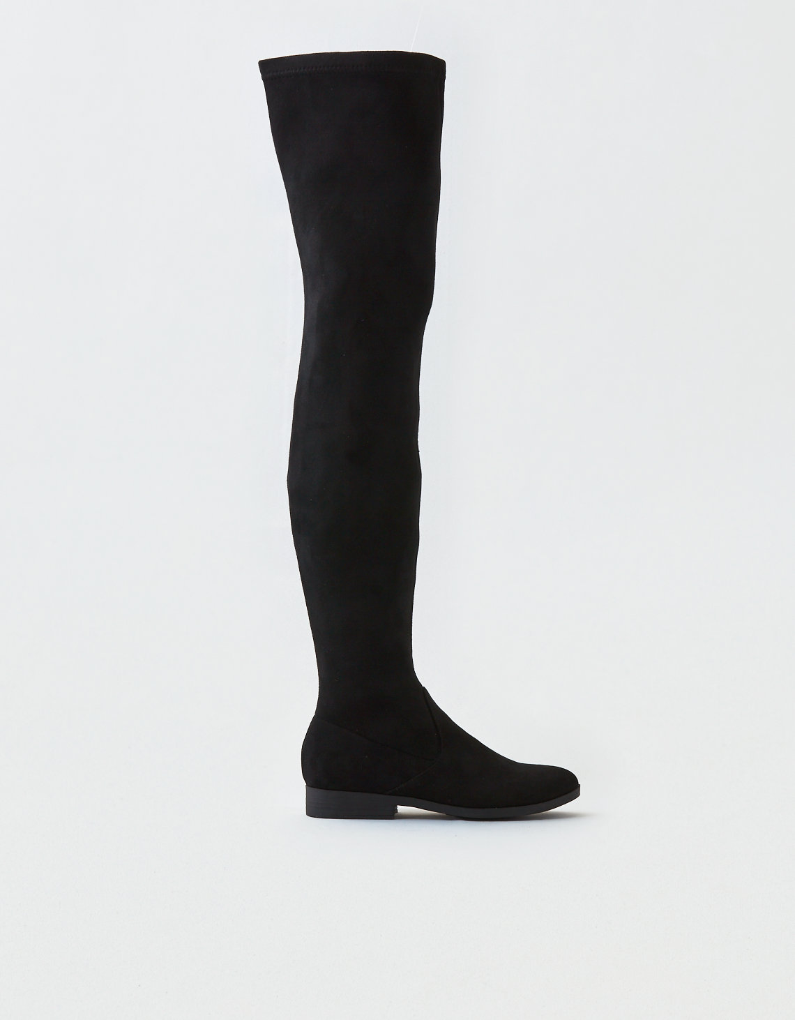 tanger outlets american eagle black over the knee boots