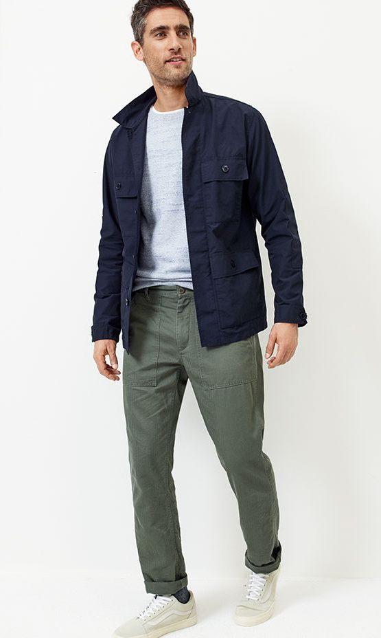 tanger outlets j crew mens navy jacket