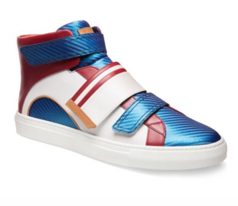 tanger outlets saks off fifth avenue off 5th fun colored leather high top sneakers