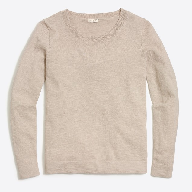 tanger outlets j.crew everyday casual sweater